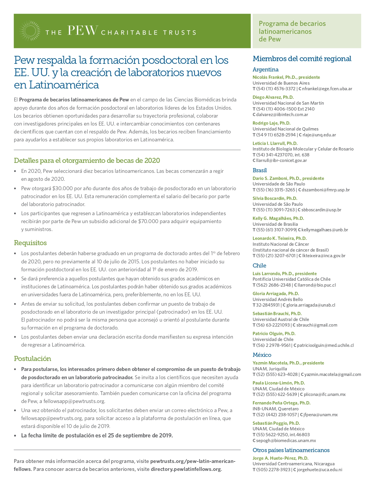 Final flyer - Pew Latin American Fellows - Spanish - 2020 cycle_page-0001
