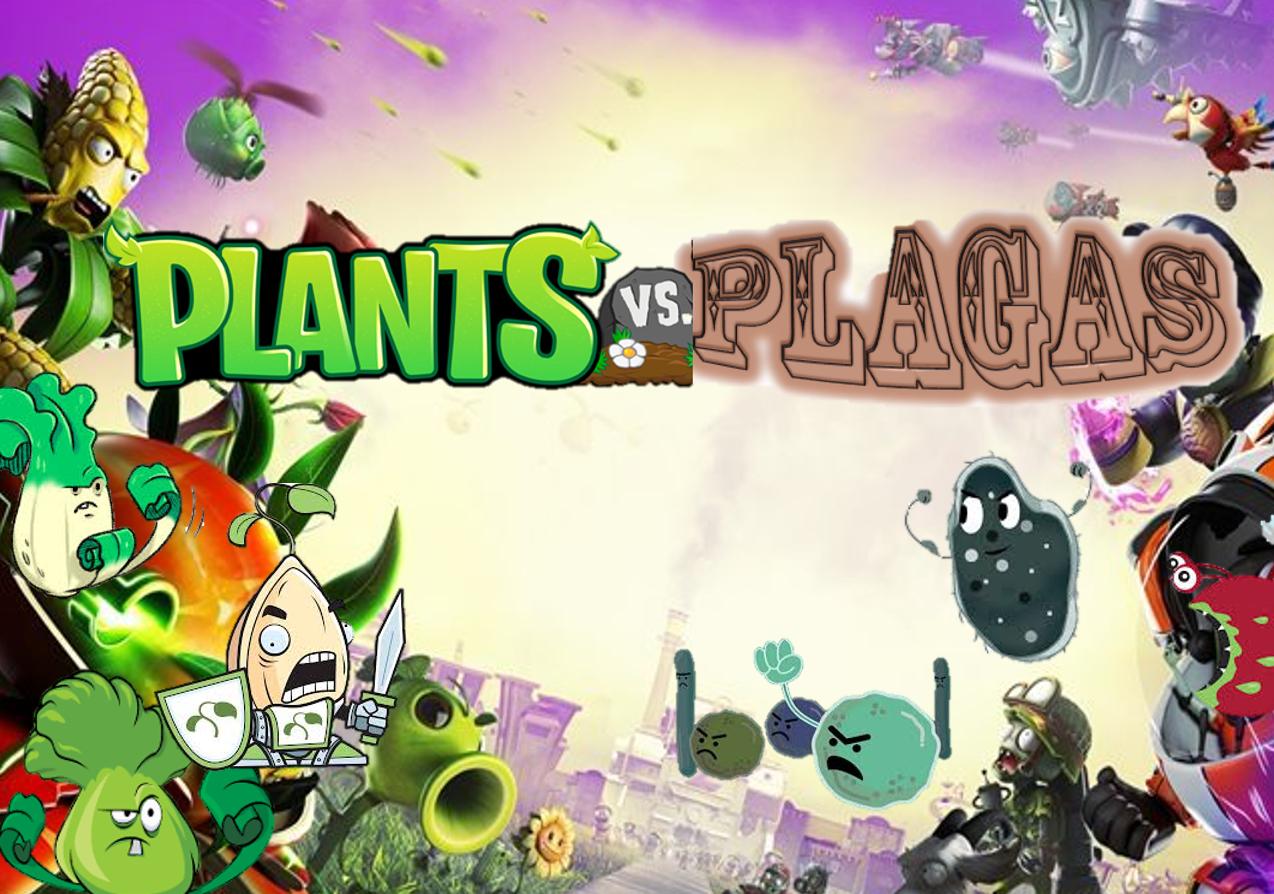 plantas versus plagas educatec 2019